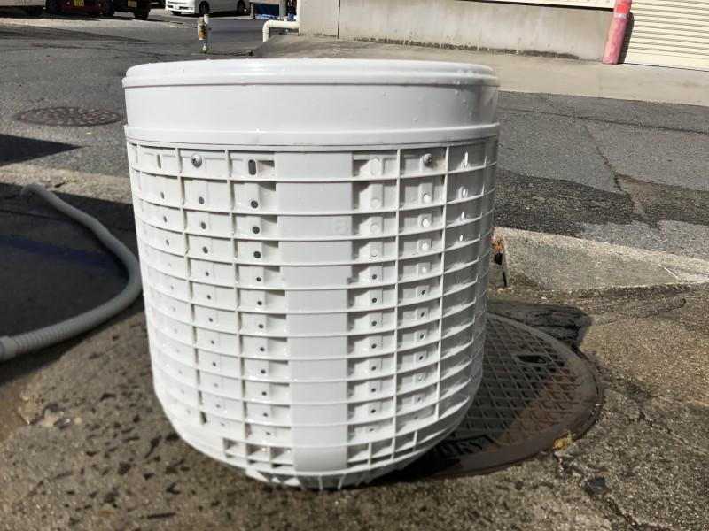 洗濯機のドラム洗浄