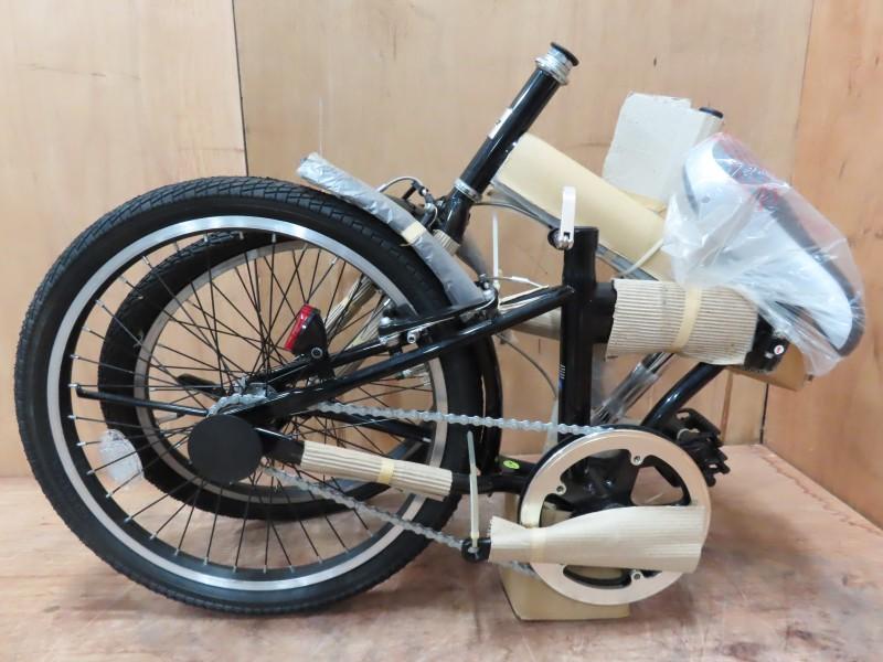 折り畳み自転車買取